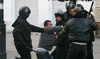 Tunesien zwischen Chaos und Hoffnung (Foto)
