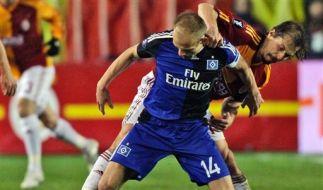 Turkey Soccer UEFA Cup (Foto)