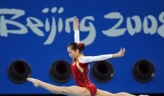 Turn-Olympiasiegerin Fei muss Olympiateilnahme absagen (Foto)