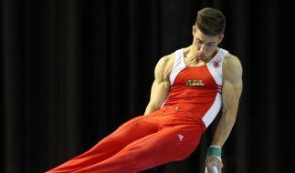 Turn-Star Boy bangt um Olympia - Aus für Spiridonov (Foto)