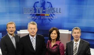 TV-Duell (Foto)
