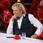 TV-Entertainer Thomas Gottschalk (62) kann sich vorstellen, wie Kollege Günther Jauch den Senderspagat zwischen RTL und der ARD zu machen
