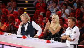 TV-Entertainer Thomas Gottschalk (62) kann sich vorstellen, wie Kollege Günther Jauch den Senderspagat zwischen RTL und der ARD zu machen (Foto)
