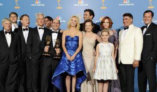 TV-Serie «Mad Men» führt bei Emmy-Nominierungen (Foto)