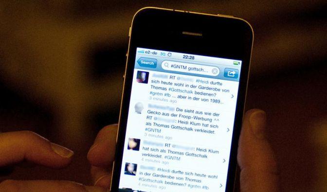 Twitter bringt mehr Werbung auf Smartphones (Foto)