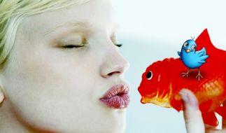 Twitter und die Liebe (Foto)