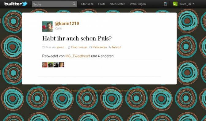 Twitter  (Foto)