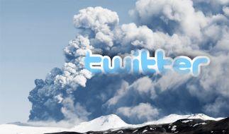 Twitter_im_Vulkan - news.de- dpa (Montage).jpg (Foto)