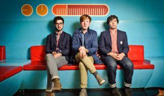 Two Door Cinema Club liefern auf ihrem zweiten Album wieder reichlich Hits. (Foto)