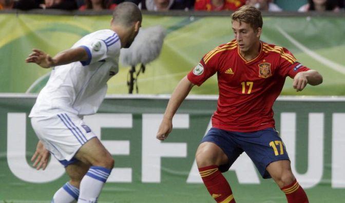 U 19-EM: Spanien gewinnt - Sechster Titel seit 2002 (Foto)