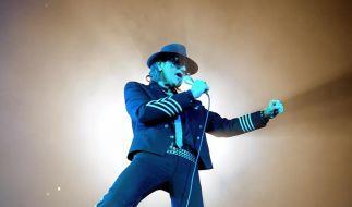 Udo Lindenberg begeistert mit Zeppelin und Zigarre (Foto)