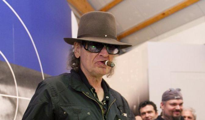 Udo Lindenberg von eigenen Songs zu Tränen gerührt (Foto)