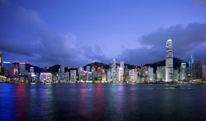 Über die Feiertage nach Hongkong (Foto)