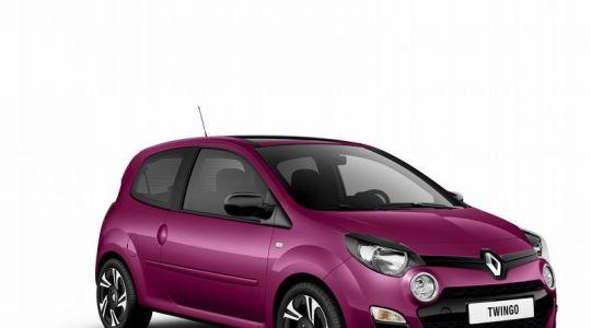 Überarbeiteter Renault Twingo ab Mitte Januar im Handel (Foto)