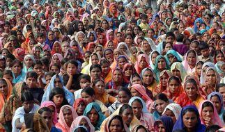 Überbevölkerung (Foto)