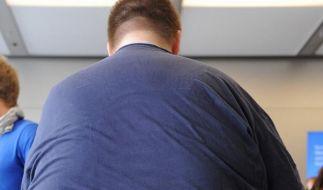 Übergewicht ist in Europa weit verbreitet: Jeder Zweite wiegt mehr als gesund ist. (Foto)