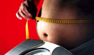 Übergewicht kann Männern Probleme beim Sex bereiten (Foto)