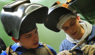 Übers Praktikum zur Ausbildung im Handwerk (Foto)