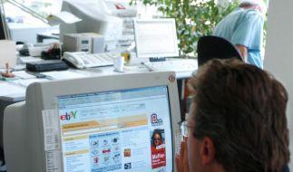Überwachung am Arbeitsplatz (Foto)