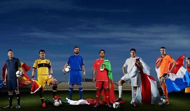 UEFA Euro 2012 - Wer wird Europameister? (Foto)