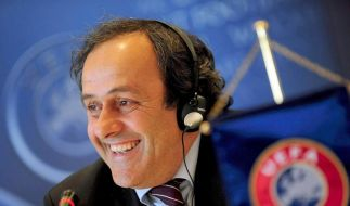 UEFA-Präsident Platini: Nein zu Torkamera (Foto)