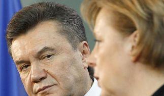 Ukraine droht zur Fußball-EM diplomatisches Desaster (Foto)