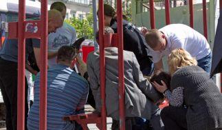 Ukraine: EM ohne Politprominenz? - Debatte über Boykott (Foto)