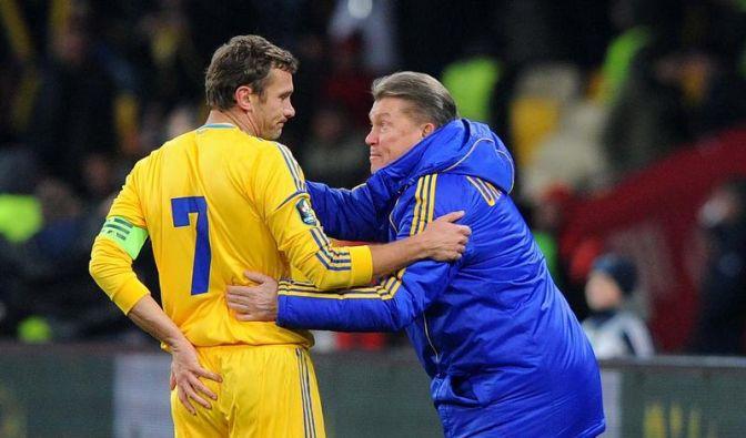 Ukraine mit Timoschtschuk und Woronin zur EM (Foto)