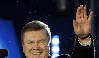Ukraine wählt neuen Präsidenten: Kurswechsel? (Foto)