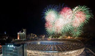 Ukraine will im Endspielstadion EM-Reife zeigen (Foto)