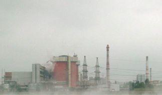 Ukrainischer Atomreaktor nach Panne abgeschaltet (Foto)