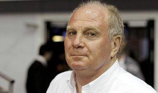 Uli Hoeneß wurde vorzeitig entlassen. (Foto)