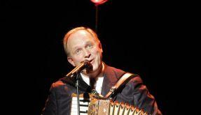 Ulrich Tukur mit den Rhythmus Boys auf Tour (Foto)