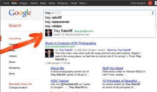 Umbau der Internet-Suche: Google wird persönlicher (Foto)