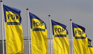 Umfrage: FDP verharrt im Tief (Foto)