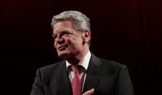 Umfrage: Gauck Bürger-Favorit für Wulff-Nachfolge (Foto)