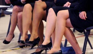 Umfrage: Mehrheit für Frauenquote bei Topmanagern (Foto)