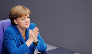 Umfrage: Merkels Eurokurs nicht entscheidend für NRW-Wahl (Foto)
