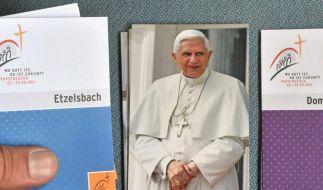 Umfrage: Nur ein Drittel findet Papstbesuch gut (Foto)