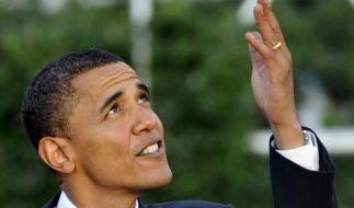 Umfrage sehen Obama vorn (Foto)