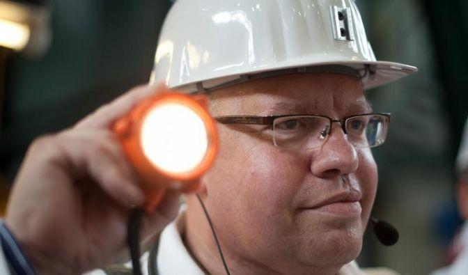 Umfrage: Umweltminister Altmaier kommt an (Foto)