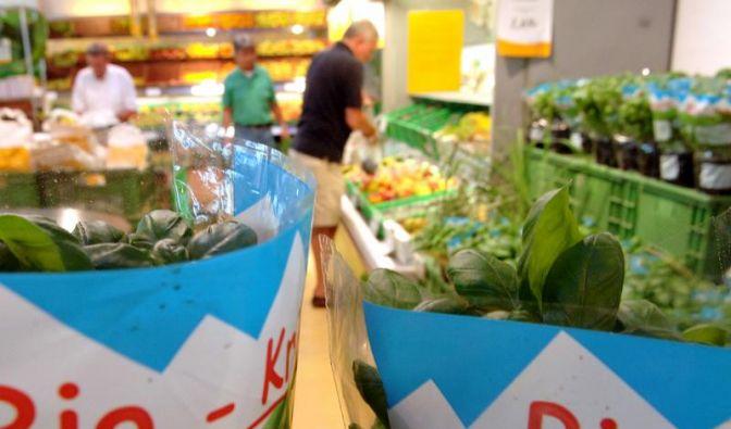 Umsatz im Biohandel klettert um fast 10 Prozent (Foto)