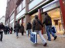 Umsatz im Einzelhandel sinkt überraschend deutlich (Foto)