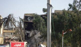 UN-Beobachter müssen erst mit Syriens Regierung verhandeln (Foto)