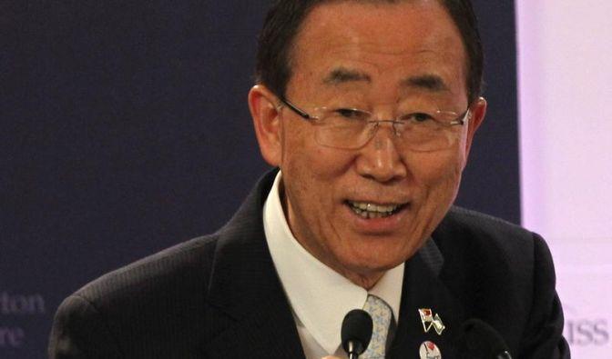 UN-Chef Ban reist überraschend nach Birma (Foto)