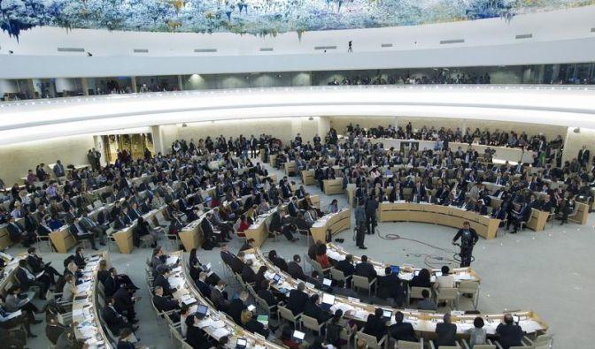 UN-Menschenrechtsrat verurteilt Assad-Regime (Foto)