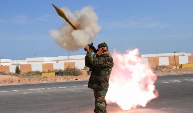 UN-Resolutionsentwurf erlaubt Luftschläge gegen Libyen (Foto)