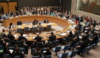 UN-Sicherheitsrat (Foto)