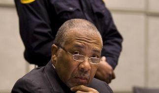 UN-Sondertribunal verkündet Urteil gegen Taylor (Foto)