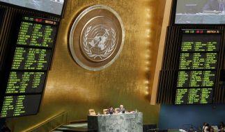 UN verabschiedet nach Annans Abgang Syrien-Resolution (Foto)